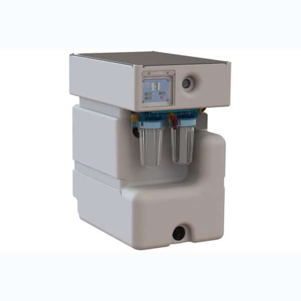 EMPRO-100 - käänteisosmoosi vedenpuhdistuslaite mökeille ja vapaa-ajan asunnoille