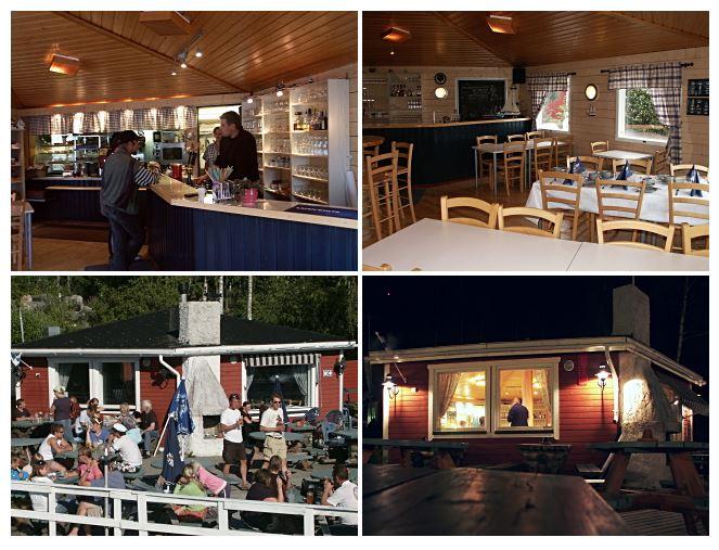 Janne's Saloon puhdistaa kaiken ravintolassaan tarvitseman veden EMPRO-500 käänteisosmoosi vedenpuhdistuslaitteella suoraan merestä